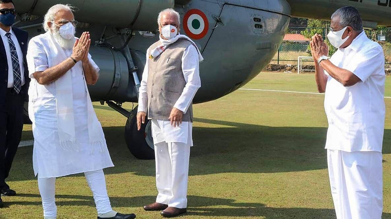 Lord Ayyappa's devotees deserved flowers, not lathis: PM Modi attacks Vijayan govt in Kerala