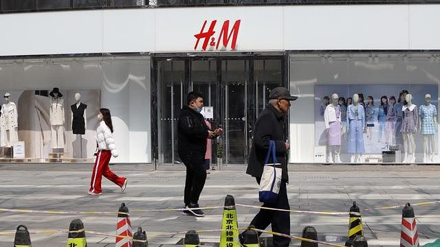 Change problematic map of China on website: Authorities tell H&M
