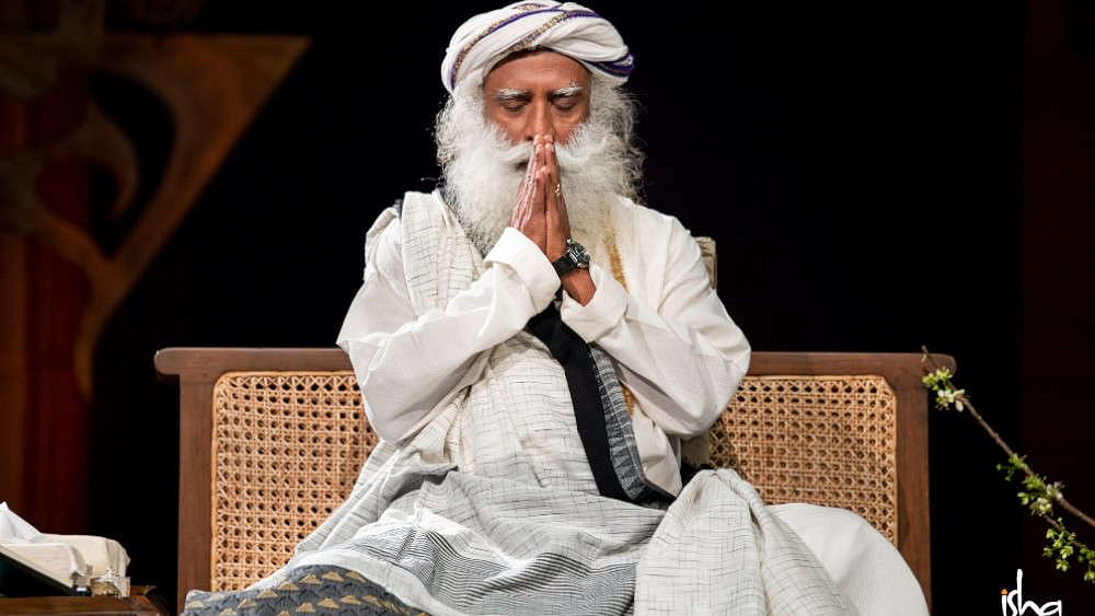 Sadhguru to offer live online meditation session on full moon nights