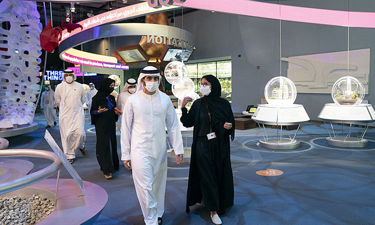 Expo 2020 to be the most exceptional edition in event's 168-year history: Sheikh Hamdan