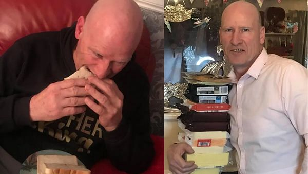 How? Man eats 6 kg cheese every week but still manages to stay in great shape