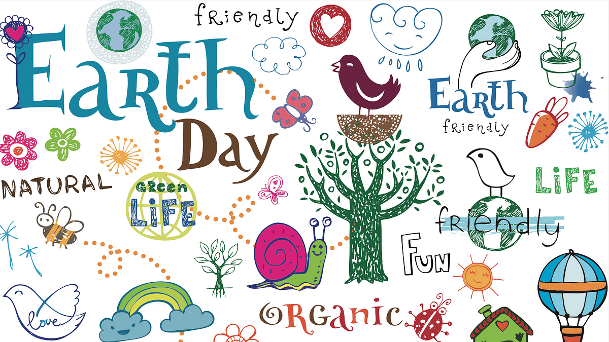 Earth Day: 'Green Home' organized for the students of Smart Indian School