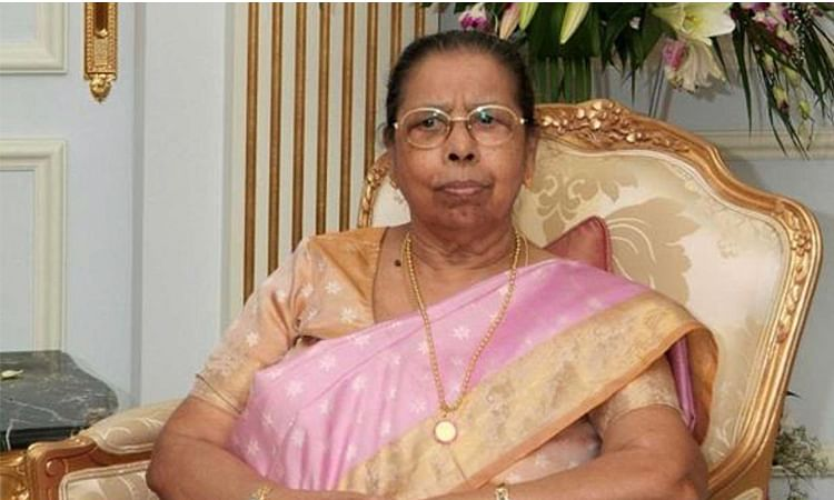 Sheikh Mohammed mourns the death of Mariamma Varkey, founder of first GEMS Education school
