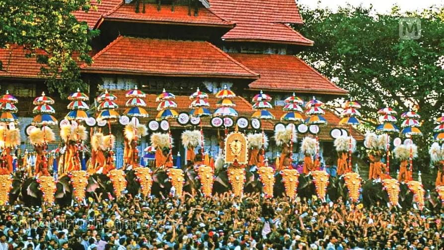 Thrissur Pooram to be held with no public, traditional rituals cancelled