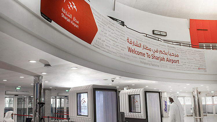 Sharjah issues new guidelines for passengers arriving at airport