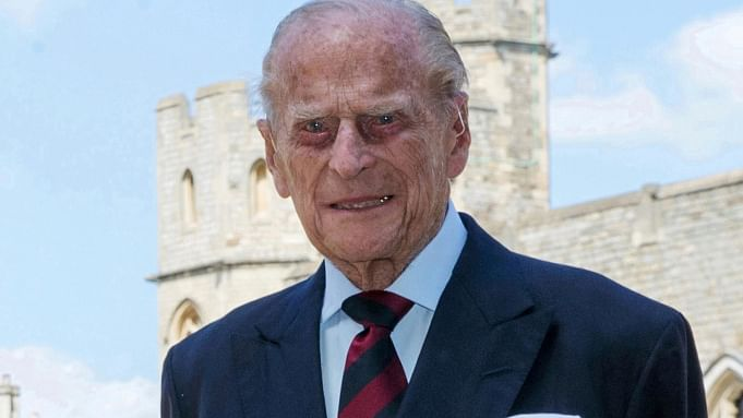 Prince Philip's funeral to take place on April 17, says Buckingham Palace