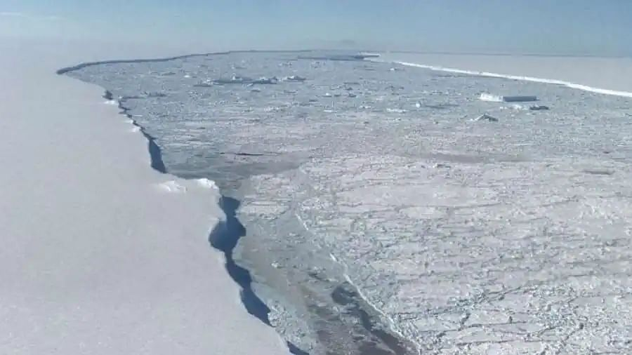 Once known as world's largest iceberg, A68 has now completely melted