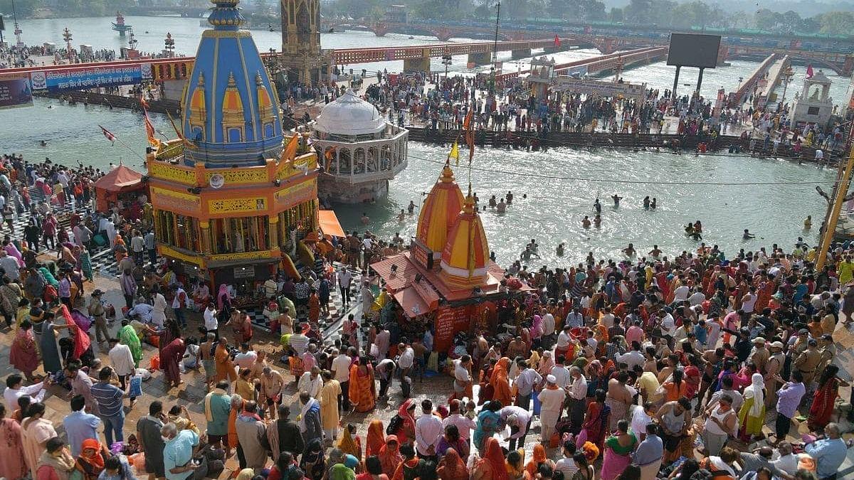 Let Kumbh Mela be symbolic given Covid situation, says PM Modi