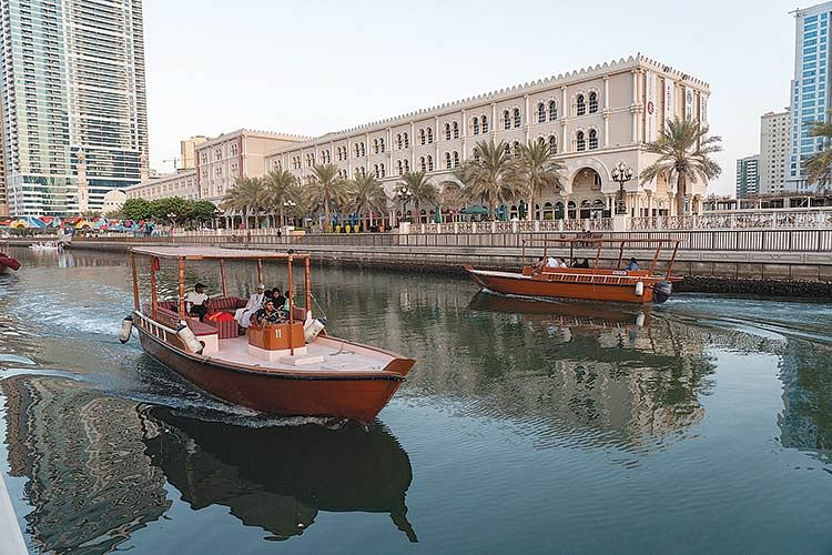 Shurooq family destinations in Sharjah to make Eid lovely