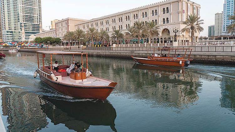 Sharjah's Al Qasba to dazzle during 'Ramadan Nights'