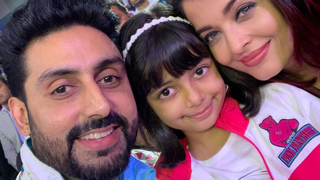 'Aishwarya has trained her nicely': Abhishek Bachchan on how daughter Aaradhya deals with being a Bachchan