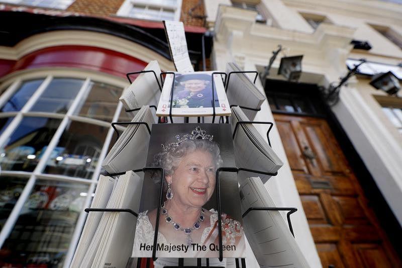 Queen in 'security scare as intruders break into Windsor estate'