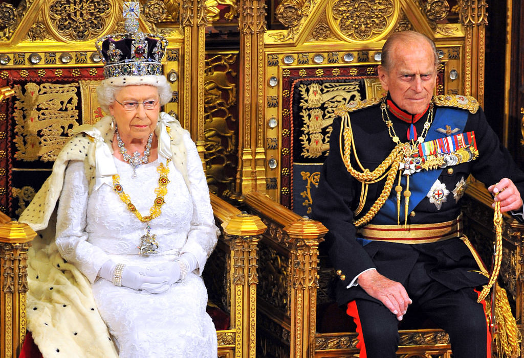 Here's what Queen wrote in her last note to Prince Philip