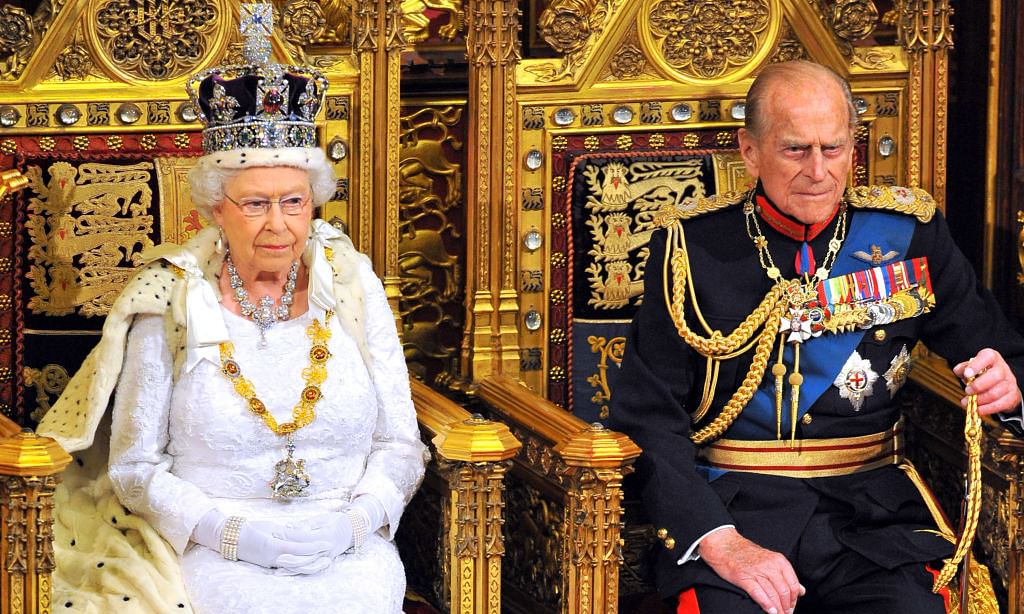 UK's Prince Philip, Queen Elizabeth II's husband, passes away at the age of 99