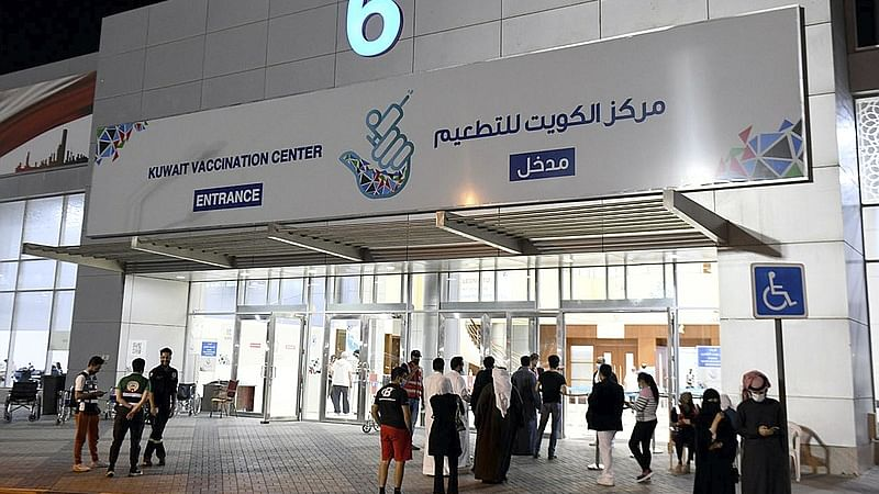 Citizens first priority, Kuwait vaccine campaign neglects foreign workers