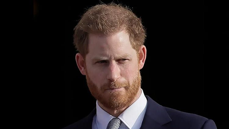Prince Harry arrives back in UK for Prince Philip funeral