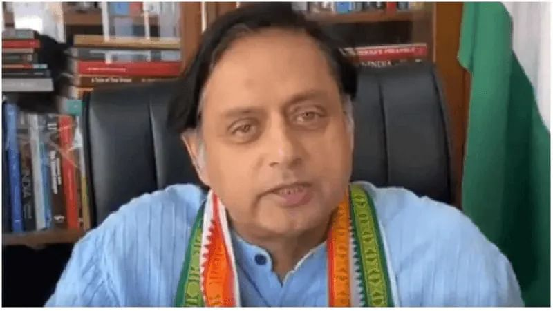 Shashi Tharoor admitted to hospital days after testing positive for coronavirus