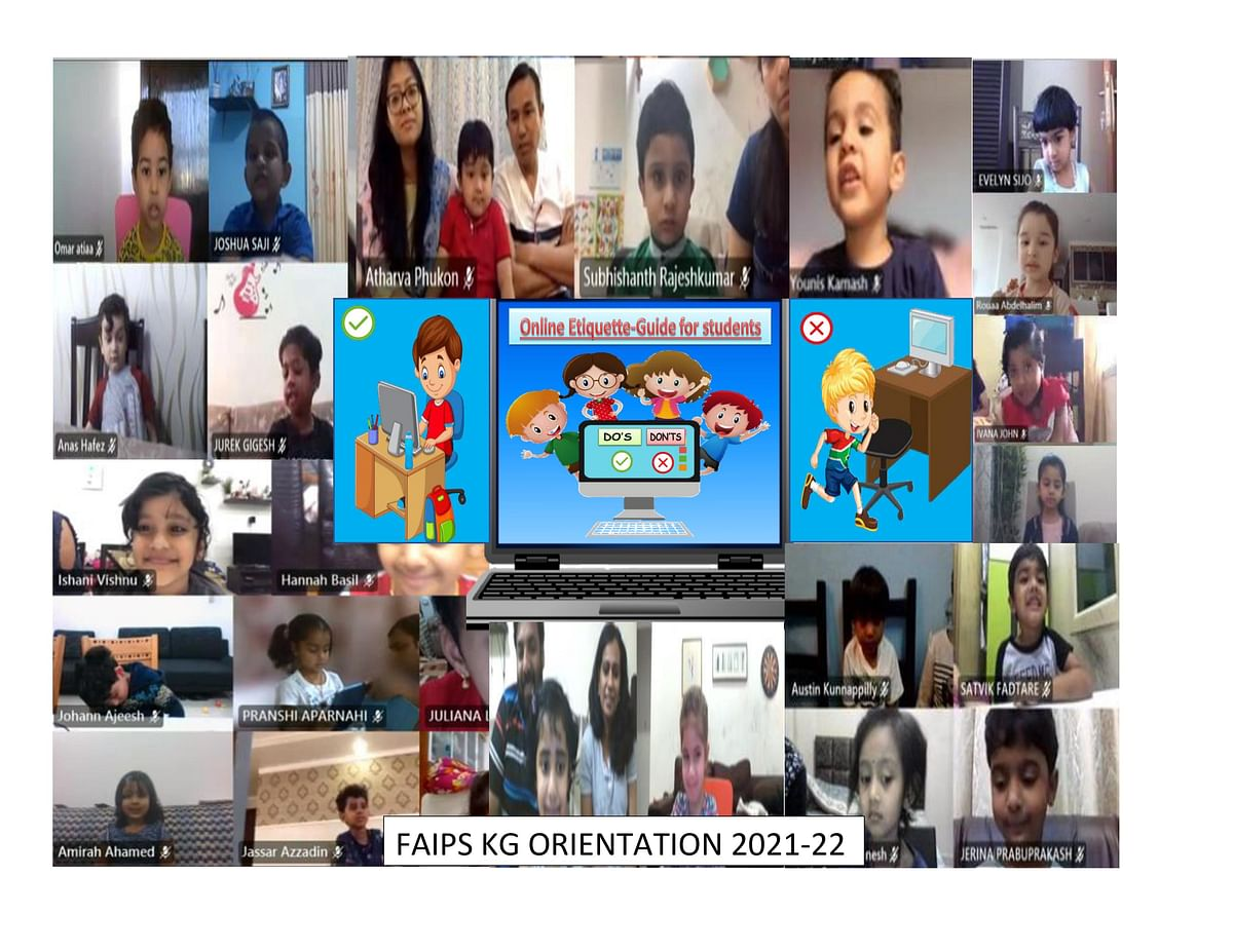 FAIPS (DPS) ORCHESTRATES INTERSCHOOL 'SING-A-THON'