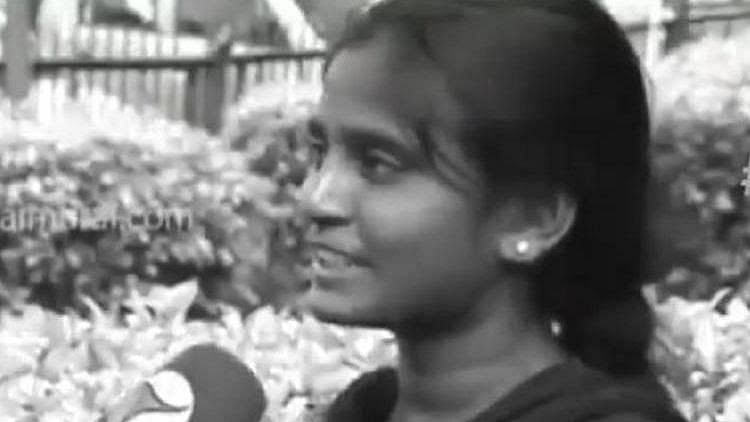 AIADMK polling ad with student who   suicided deleted after outrage