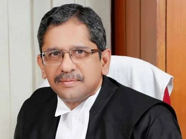 Justice NV Ramana sworn in as India's 48th Chief Justice of India