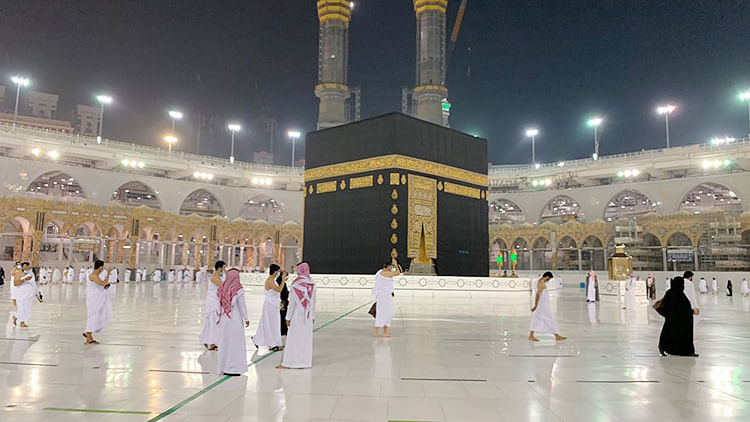 Saudi Arabia to allow only 'immunised' pilgrims to enter two Holy Mosques