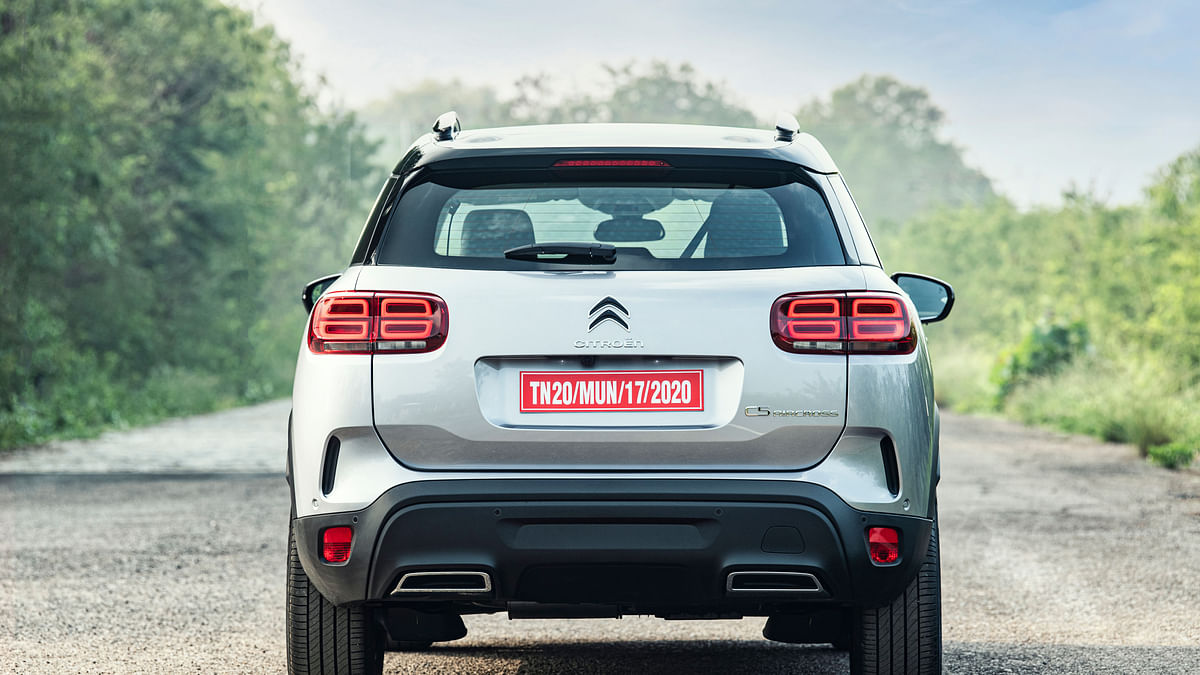 Citroën C5 Aircross SUV India launch today: Price expectation