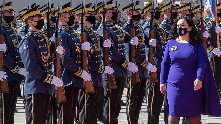 Kosovo's 38-year-old female president takes office, becomes world's youngest head of the state