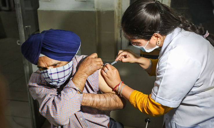India has highest vaccination ramping up record in world: Health Ministry