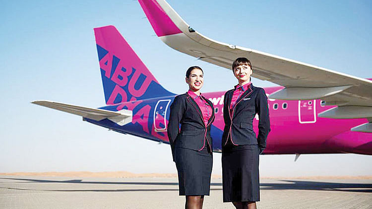 Fly in Wizz Air Abu Dhabi to Tel Aviv with fares starting as low as Dhs99 from April 18