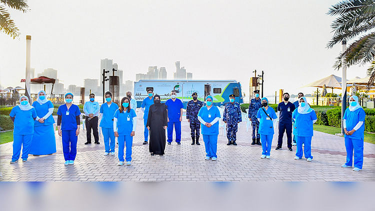 Sharjah Police conclude vaccination campaign benefiting over 2,000 workers