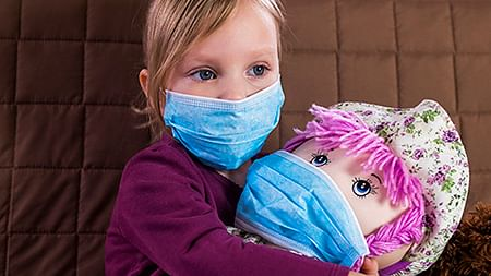 Children three and above mandated to wear masks: UAE health department