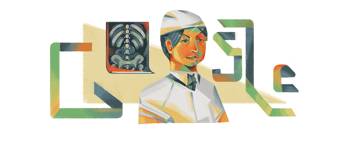 Vera Gedroits: Google Doodle celebrates 151st birthday of Russia's first woman military surgeon