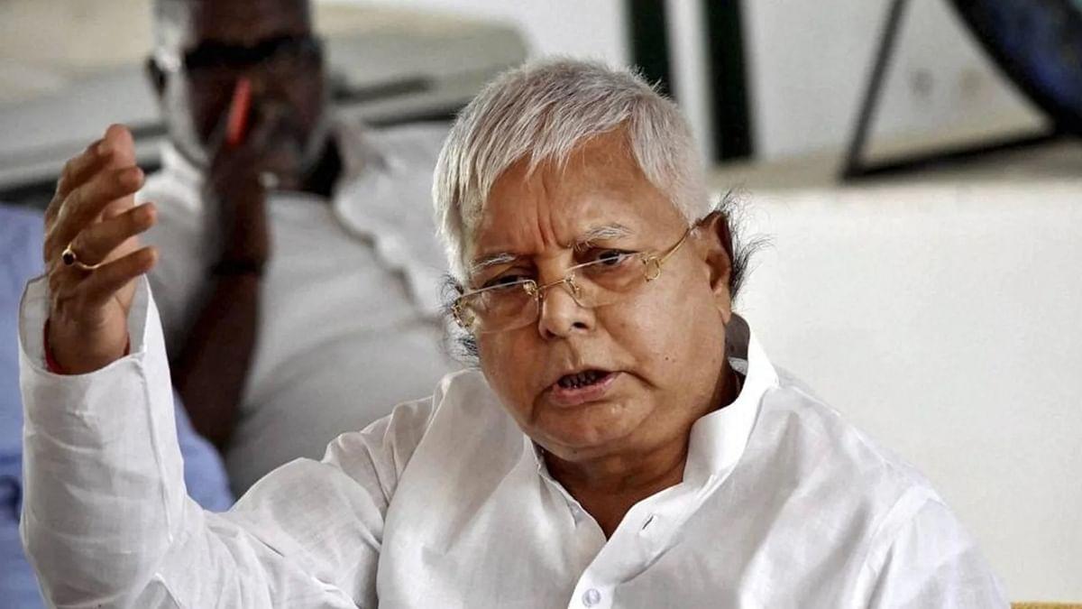 Fodder Scam: Lalu Yadav gets bail in treasury case