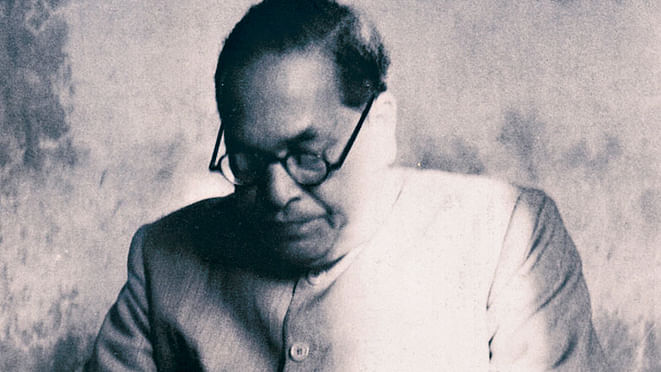 IES Pays Homage to the Great Liberator Dr. Babasaheb Ambedkar