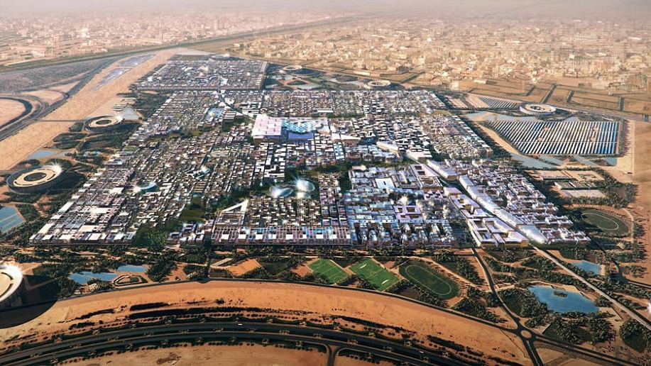 Some things you did not know about Abu Dhabi's Masdar City