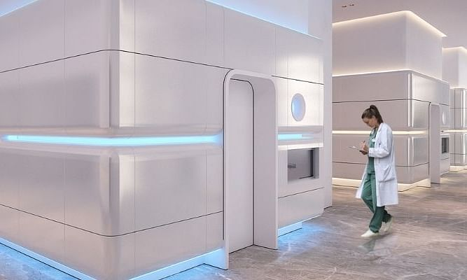 Sheikh Ahmed opens clinic in Dubai which is said to 'reverse human ageing'