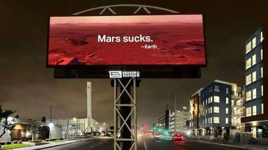 'Mars sucks!' People troll Elon Musk's idea of space colonisation