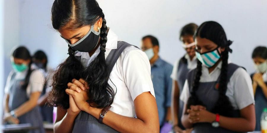 Kerala state: SSLC, Plus Two exams to continue as planned following COVID protocol