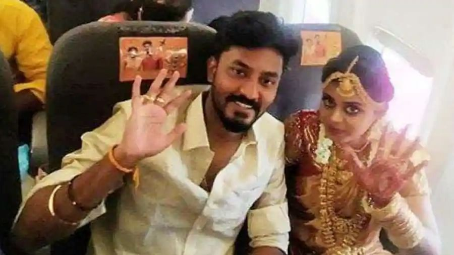 Tamil Nadu: Couple's sky-high wedding amid raging Covid pandemic raises questions; Airline responds
