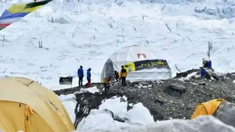 COVID-19: Mt Everest climbers show symptoms, officials dismiss reports of possible outbreak