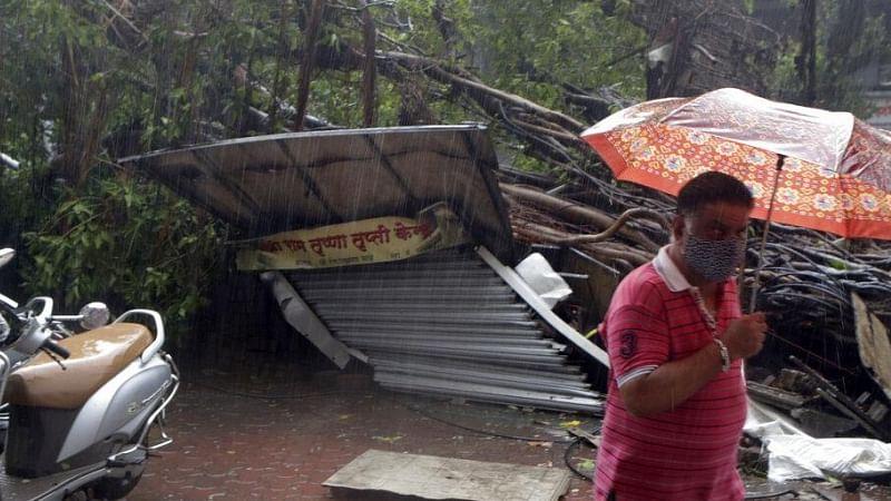 Severe Cyclone Tauktae weakens as it crosses Gujarat, high tide near Mumbai