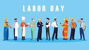 Bhavans SIS Kg Wing celebrates Labour Day