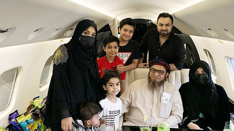 Indian family splurges Dhs277,000 on chartered flight to return to Dubai