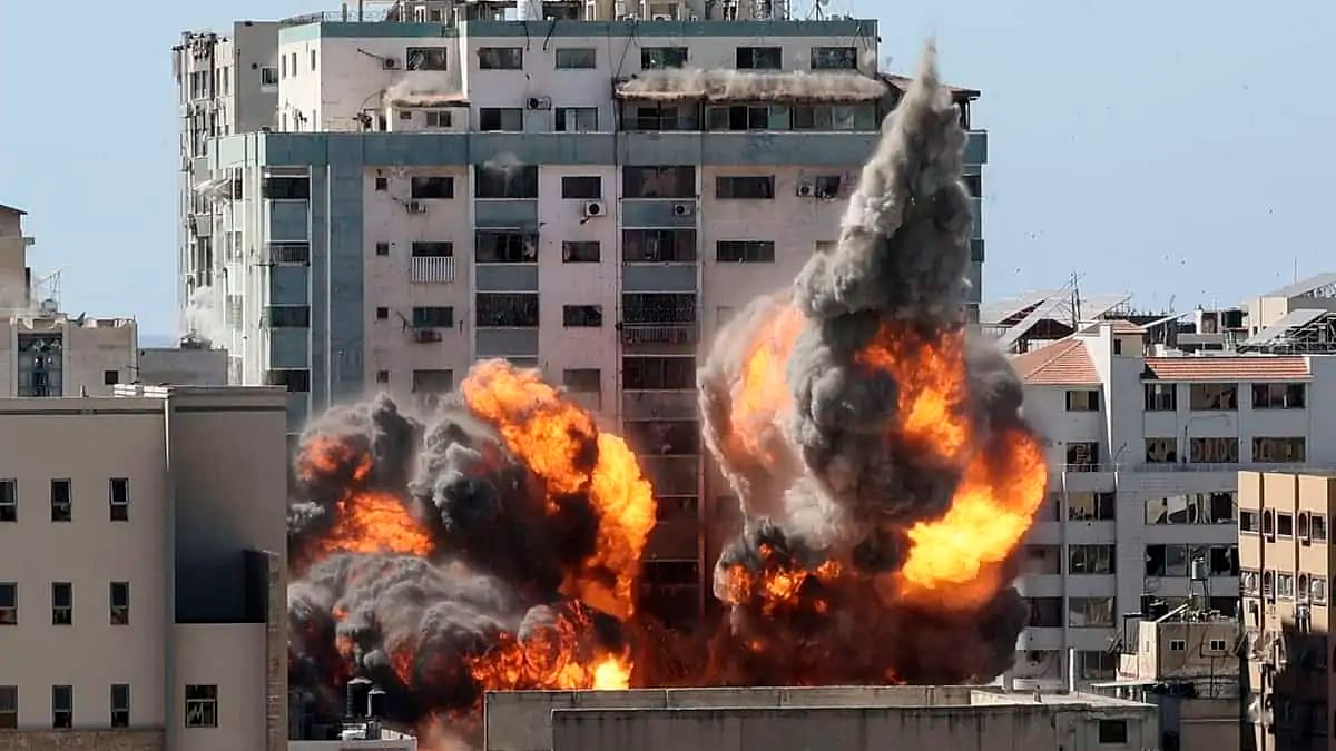 Death toll in Gaza soars to 188 as Israel-Palestine conflict continues