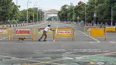 385 booked in Thiruvananthapuram for flouting triple lockdown curbs