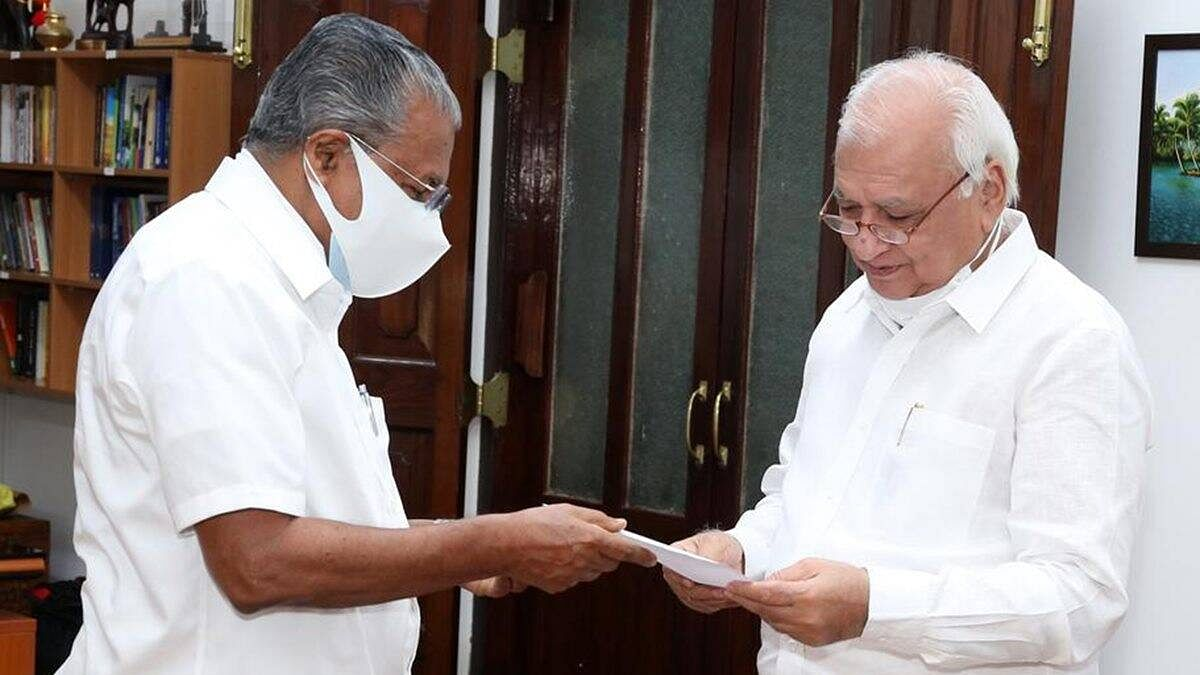 Kerala opposition did not attend Pinarayi Vijayan govt's swearing-in today due to Covid situation