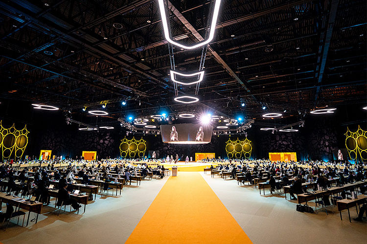 Expo 2020 Dubai: UAE ruler announces the 100-day countdown