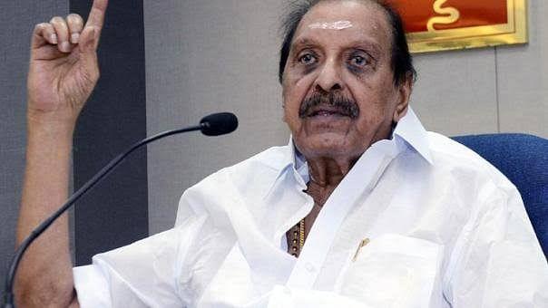 Kerala Congress-B chairman R Balakrishna Pillai passes away