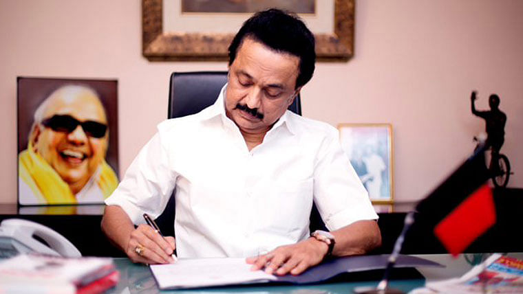 Stalin elected DMK legislature party leader, to take oath as CM on May 7