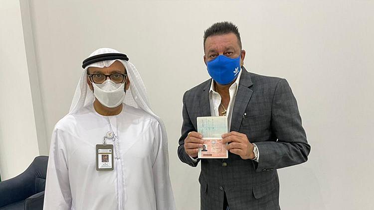 Bollywood icon Sanjay Dutt gets UAE Golden Visa